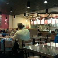 Photo taken at Qdoba Mexican Grill by Brandon D. on 9/5/2011