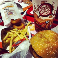 Photo taken at Burger King by Nawash L. on 3/9/2012