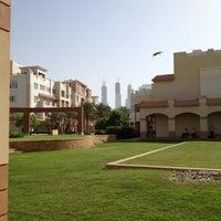Photo taken at Knowledge Village قرية المعرفة by Alesya on 5/7/2012