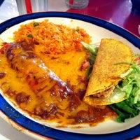 Photo taken at Mi Tierra Café y Panadería by Mel N. on 5/18/2011
