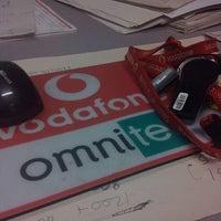 Photo taken at Vodafone Omnitel N.V. by Fabrizio R. on 12/19/2011
