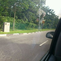 Photo taken at Choa Chu Kang Road by puteri s. on 9/23/2011