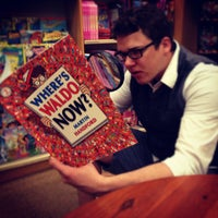 Photo taken at Barnes & Noble by Alex M. on 3/25/2012