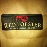 Photo taken at Red Lobster by Lauren H. on 4/17/2012