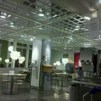 Photo taken at IKEA Restaurant & Cafe by Belinda E. on 3/3/2011