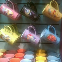 Photo taken at Disney Store by Tyrone H. on 10/13/2011