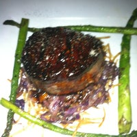 Photo taken at Lonesome Dove Western Bistro by Sasha C. on 3/8/2012