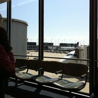 Photo taken at Concourse E by Ryan S. on 5/13/2012