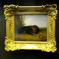 Photo taken at Dog Collar Museum by Opera C. on 7/22/2012