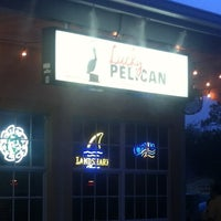 Photo taken at Lucky Pelican Bistro by YRA on 7/21/2012