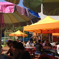 Photo taken at Habana Outpost by Haewon L. on 4/21/2012