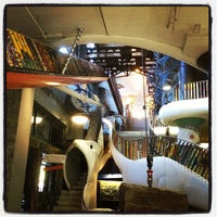 Photo taken at City Museum by Eddie P. on 8/28/2012