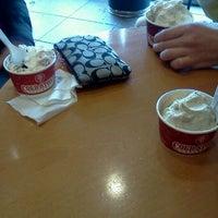 Photo taken at Cold Stone Creamery by Joe B. on 4/22/2012