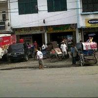 Photo taken at Nissan Arengka by Bo Kangthau.. on 6/16/2012