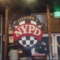 Photo taken at NYPD Pizza by ANITA V. on 7/2/2012