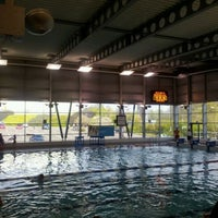 Photo taken at Braintree Swimming Pool by Perry M. on 4/24/2012