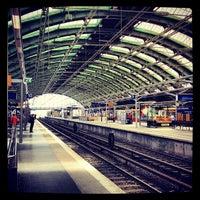 Photo taken at Berlin Ostbahnhof by jan w. on 7/10/2012