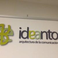 Photo taken at Ideanto by Eduardo C. on 3/23/2012
