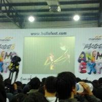 Photo taken at KIDEX BALAI KARTINI by Riano L. on 2/4/2012