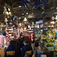 Photo taken at Cracker Barrel Old Country Store by Wil F. on 4/15/2012