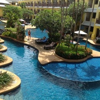 Photo taken at Woraburi Phuket Resort And Spa by Bearever C. on 8/3/2012