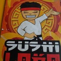 Photo taken at Sushiloko by Diego C. on 5/24/2012