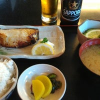 Photo taken at Aki Japanese Restaurant by Pie on 8/17/2012