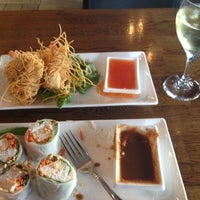 Photo taken at Lantern Thai Kitchen by Julia H. on 7/17/2012