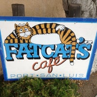 Photo taken at Fat Cat's Cafe by Chuck D. on 3/12/2012