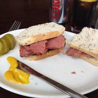 Photo taken at Scott's Cafe by Alan B. on 6/18/2012
