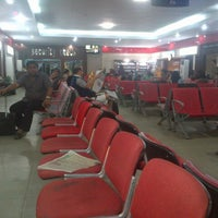 Photo taken at Bandara Sultan Thaha Syaifuddin (DJB) by Danu S. on 9/9/2012