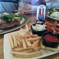 Photo taken at Applebee's Milpitas by Ber S. on 7/10/2012