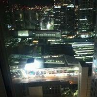 Photo taken at 品川プリンスホテル アネックスタワー by たろちゃん on 12/17/2011