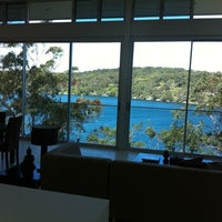 Photo taken at Yowie Bay by Arnold C. on 9/30/2011