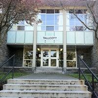 Photo taken at Tallcott Hall by Leonard S. on 10/9/2011