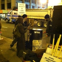 Photo taken at #OccupyChicago by Diana C. on 11/18/2011