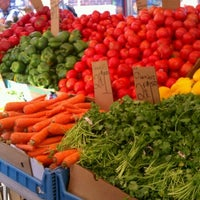 Photo taken at Haymarket Square Farmer's Market by Daniel S. on 10/8/2011