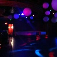 Photo taken at Bubinga Lounge by Justin B. on 5/3/2012