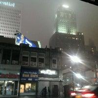 Photo taken at Newark, NJ by Ana V. on 5/25/2012