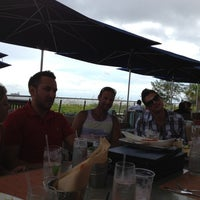 Photo taken at Sea Level Restaraunt and Ocean Bar by Nick O. on 7/16/2012