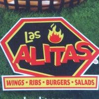 Photo taken at Las Alitas by Roberto C. on 8/25/2012