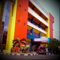Photo taken at Universitas Jayabaya Cimanggis by donna i. on 4/24/2012