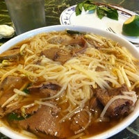 Photo taken at Pho World by Ian H. on 4/10/2012