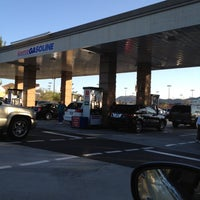 Photo taken at Costco Gasoline by Powered by C. on 3/3/2012