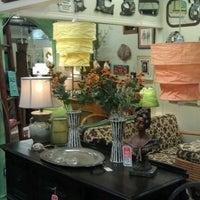 Photo taken at Kudzu Antiques by Amanda V. on 3/25/2012