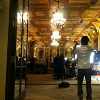 Photo taken at The Oak Room at The Plaza Hotel by James C. on 9/13/2011