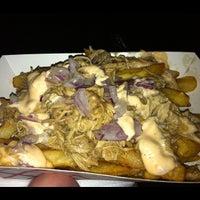 Photo taken at Union City Street Eats by Josephine L. on 10/14/2011