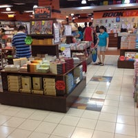 Photo taken at BookXcess by Kenu on 6/10/2012