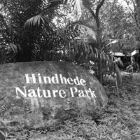 Photo taken at Hindhede Nature Park by gerard t. on 12/24/2010