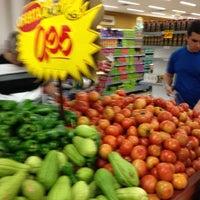 Photo taken at Supermarket by Luiz M. on 8/21/2012